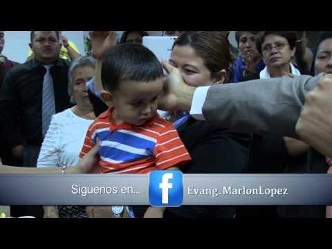 NIÑO CON LA CABEZA GRANDE, DIOS SE LA REDUCE DE TAMAÑO | MARLON LOPEZ