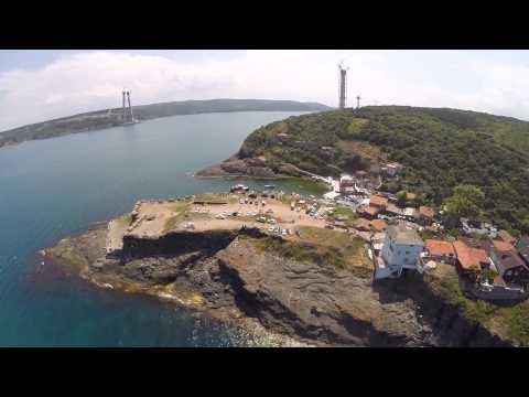 Sarıyer Drone Video