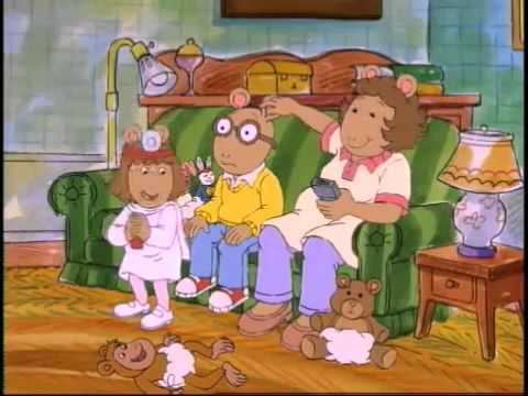 Arthur Season 1 Episode 11a