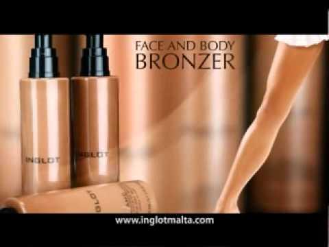INGLOT Tanning Promo