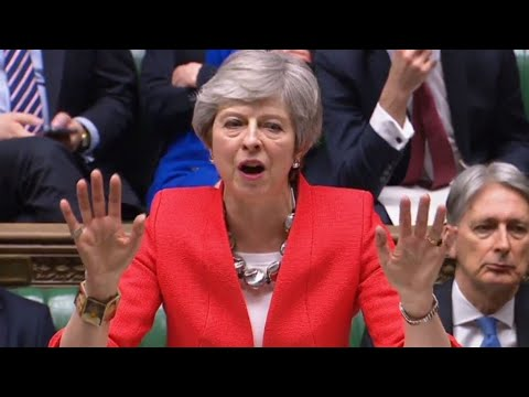 Brexit chaos as parliament heavily defeats PM May's deal a second time