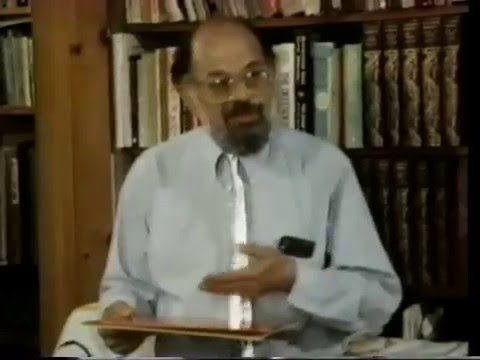 Allen Ginsberg Describes Sgt  Pepper Album 1987