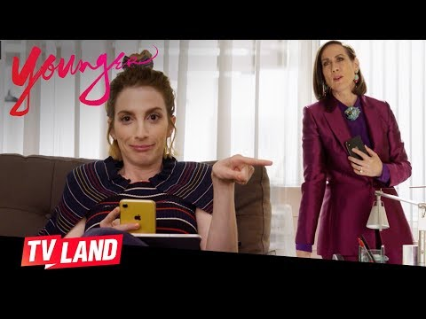 Younger Season Finale Bloopers | TV Land