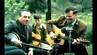 <b>Doc Watson</b> & Earl Scruggs Play At Docs Home
