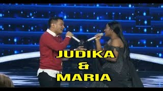 Video Bikin Merinding Suaranya...JUDIKA duet with MARIA - Indonesian Idol Top 7 Spekta Show 5 Maret 2018 MP3, 3GP, MP4, WEBM, AVI, FLV Mei 2018