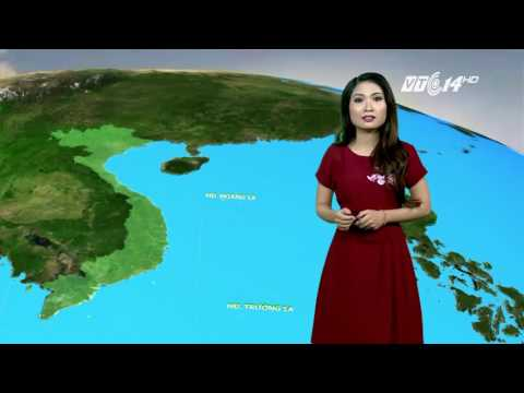 (VTC14)_Thời tiết 6h ngày 16.05.2017