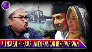 Video Jebrett! Ali Ngabalin 'H4jar' Amien Rais Dan Neno Warisman! MP3, 3GP, MP4, WEBM, AVI, FLV September 2018