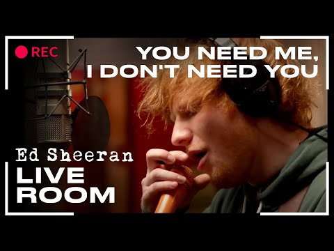 Sheeran - Ed Sheeran performs his song