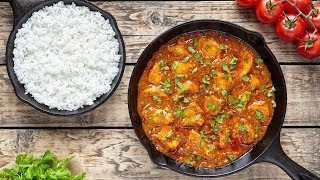 How To Make a Vegan Curry