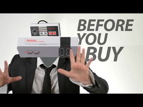 NES Classic Edition - Before You Buy