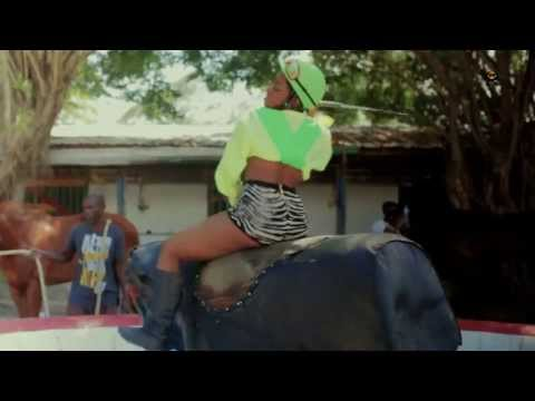 Aidonia - Fi The Jockey [Official Music Video]