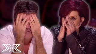 Video MOST DRAMATIC 6 Chair Challenges EVER | X Factor Global MP3, 3GP, MP4, WEBM, AVI, FLV September 2019