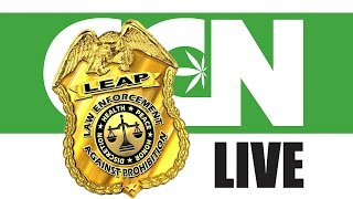 Cannabis Culture News LIVE: Police Can Help Legalize Marijuana by Pot TV