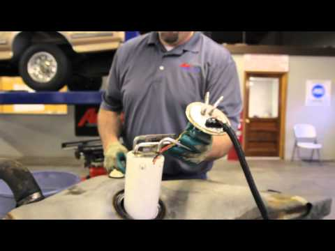 How to Install Fuel Pump E2059MN in 1990-1996 F-150, F-250, F-350 and 1995-1996 Ford Explorer