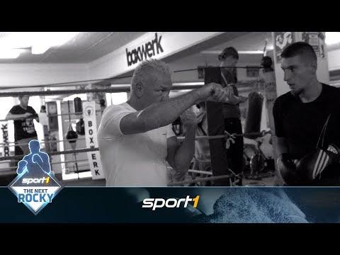 Zu Ehren von Rocchigiani: Rockys letzte Mission - SPORT1 The Next Rocky - Folge 5