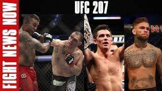 UFC 206 Thoughts, UFC 207: Cruz vs. Garbrandt & Werdum vs. Velasquez 2 on Fight News Now by Fight Network