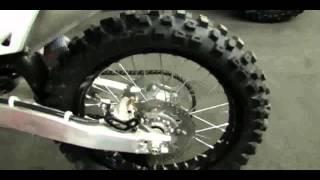 9. 2014 Kawasaki KX 450F Walkaround [gulebure]