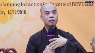 TRỰC TIẾP: Cuộc họp mặt tổng kết hoạt động năm 2018 và định hướng hoạt động cho năm mới 2019