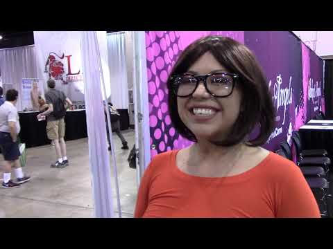 Sheridan Love Interview at Exxxotica Chicago 2018