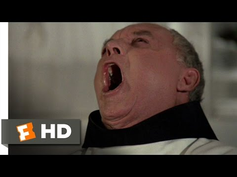 The Amityville Horror (10/12) Movie CLIP - Father Delany's Prayer (1979) HD