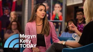 Aly Raisman On Dr. Larry Nassar's Medical Treatment: I Didn't Know It Was Abuse | Megyn Kelly TODAY