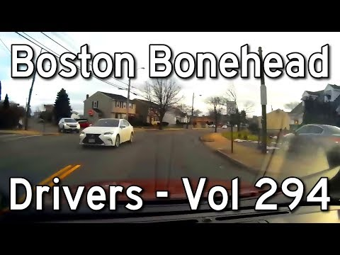 Boston Bonehead Drivers - Vol 294