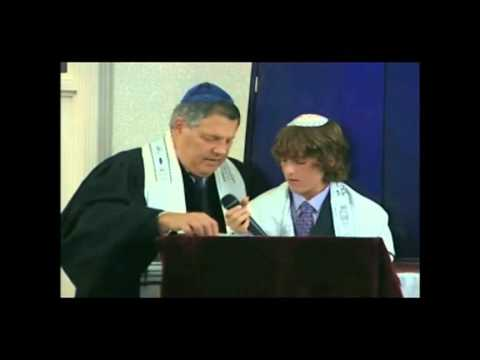 Matt's Bar Mitzvah Part 5 of 7