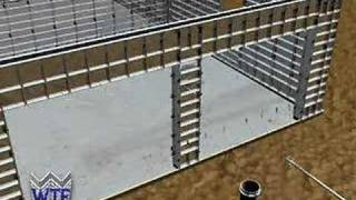 OUR ARDL Concrete Forms Construction of Reinforced Concrete Walls