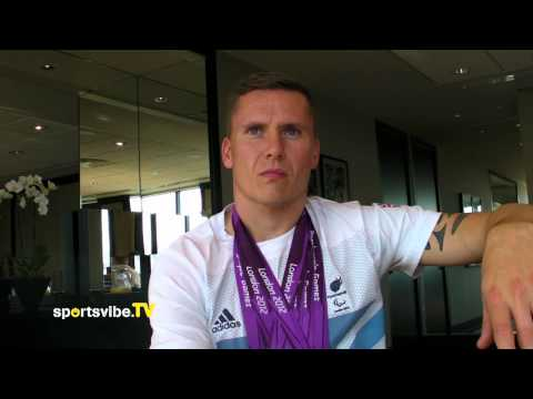 David Weir Reflects On Paralympic Success