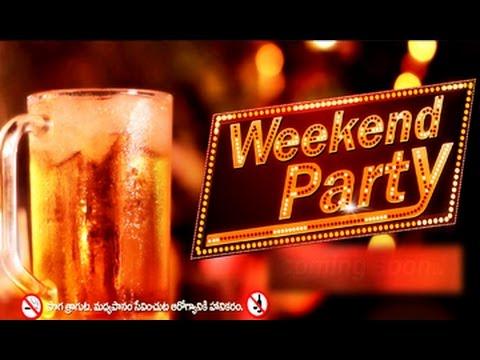 Weekend Party || A Telugu Short Film || By Jagadish Ashadapu