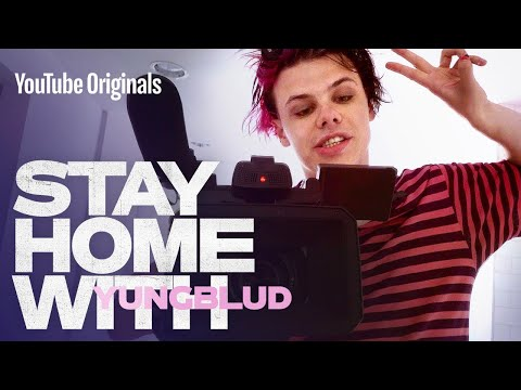 life is super weird now | Stay Home With: YUNGBLUD