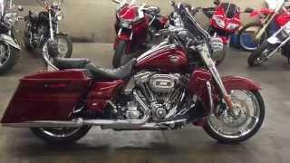 10. 2013 Harley Davidson CVO Road King