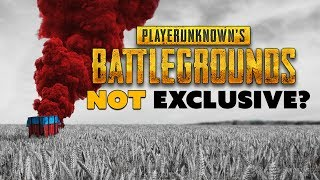 Since Battlegrounds was announced for Xbox One there's been a lot of confusion over whether it's actually an exclusive or just a ...