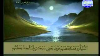 HD المصحف المرتل 25 للشيخ عبد الباسط عبد الصمد رحمه الله