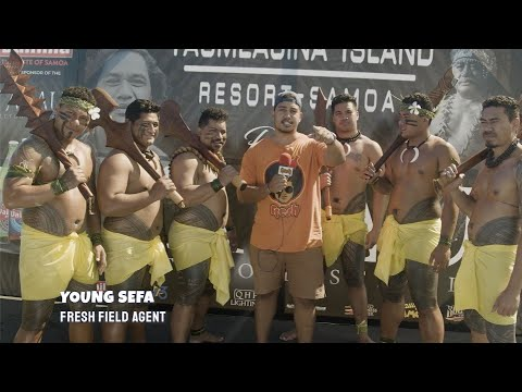 Fresh Season 10 Episode 4 - Hosted by the artists of Tatau Fest Samoa