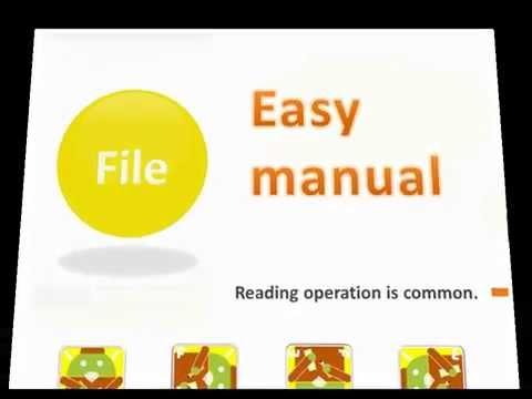 Video of Read file aloud.