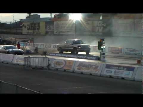 Nissan GTR vs. Duramax Diesel