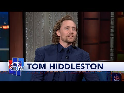 Tom Hiddleston Warms Up For His Broadway Show By Playing 39Big Booty39