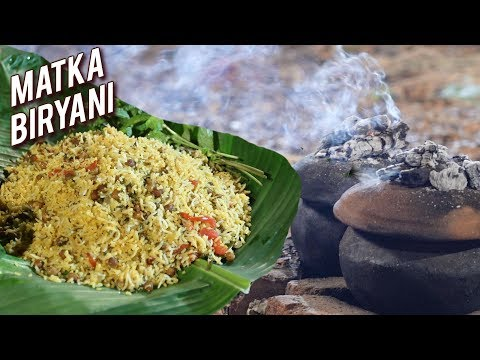 Chana Biryani Recipe – Traditional Pot Biryani – How To Make Chana Biryani – Matka Biryani – Varun