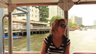 Thailand Travel - Episode 7 Part 1 - Beaches To Bangkok