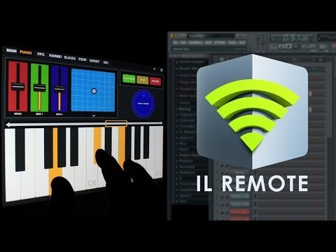 Video of Image-Line Remote