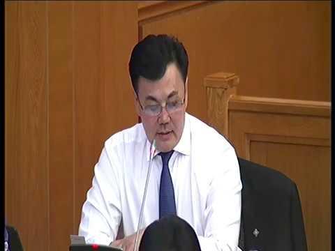Ц.Мөнх-Оргил: Засгийн газар бодлогоороо, цаг алдахгүй хэлэлцүүлэх хуулийн төслөө өргөн барих ёстой