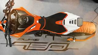 6. KTM Duke 790 2018 Specs