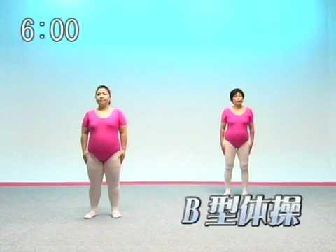 【B型激怒】B型の性格を表した「B型体操」が失礼すぎる!!と話題に