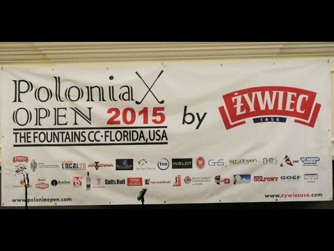 Polonia Open 2015 by Zywiec West Palm Beach
