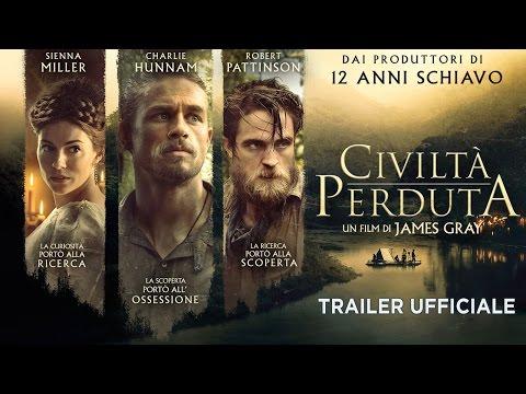 Preview Trailer Civiltà Perduta, trailer italiano ufficiale
