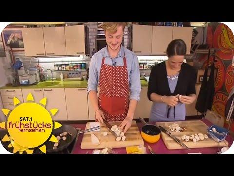 Was taugen Kochboxen? | SAT.1 Frühstücksfernsehen