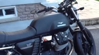7. Moto Guzzi 2013 V7 Stone
