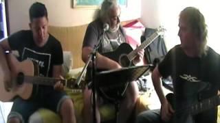 Video Dust in The Wind plays Ján Polák & Band