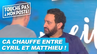Video Ca chauffe entre Cyril Hanouna et Matthieu Delormeau ! MP3, 3GP, MP4, WEBM, AVI, FLV Mei 2017